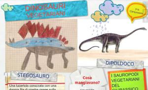 dinosauri vegetariani